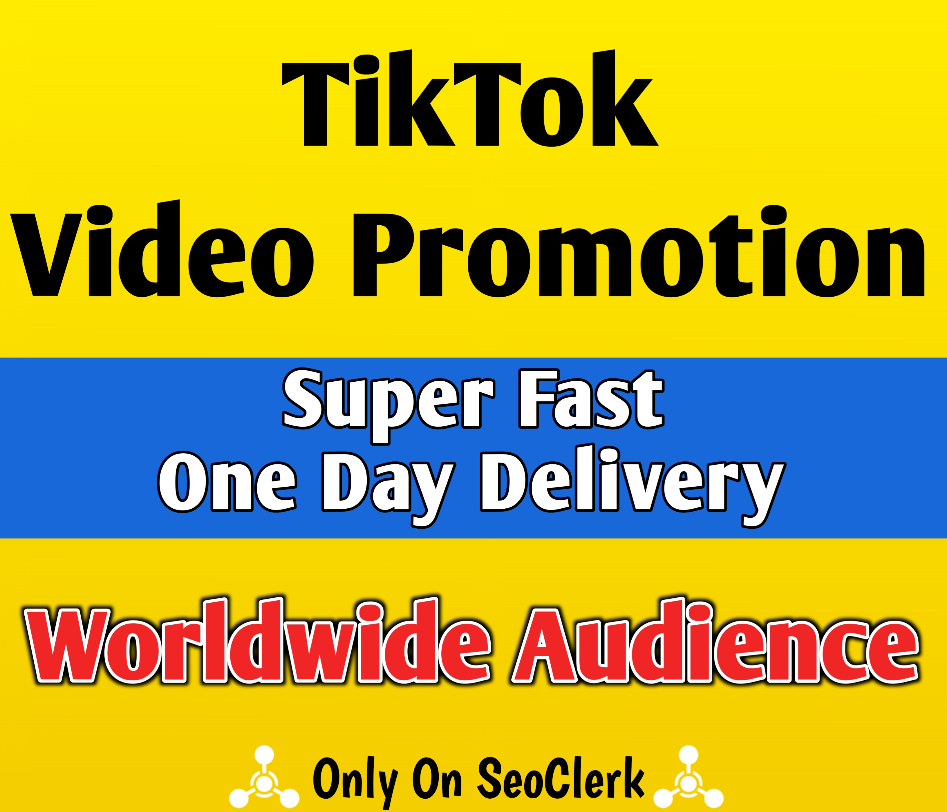 Super Fast TikTok Video Promotion Account Promotion Real Social Audience