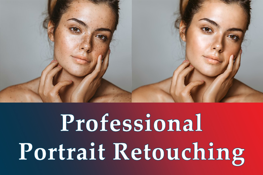 Retouch Portrait Professionally