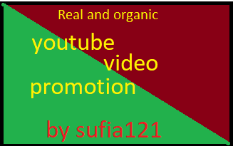 High Quality youtube video promotion and safe guaranteed