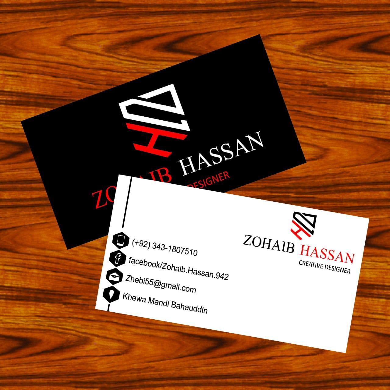 I'm a professional graphic and logo designer
