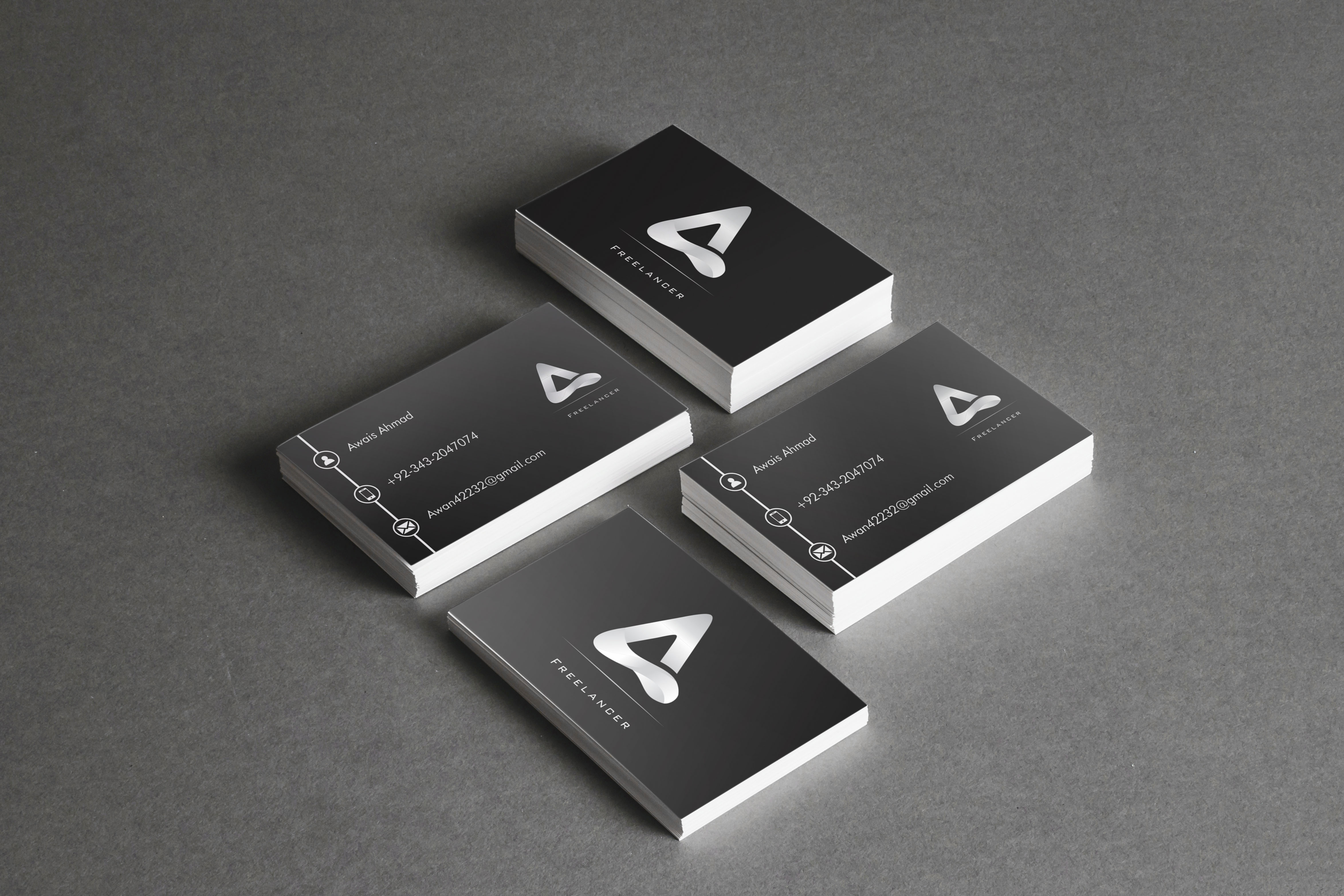 I will do Professional Business Card Design.