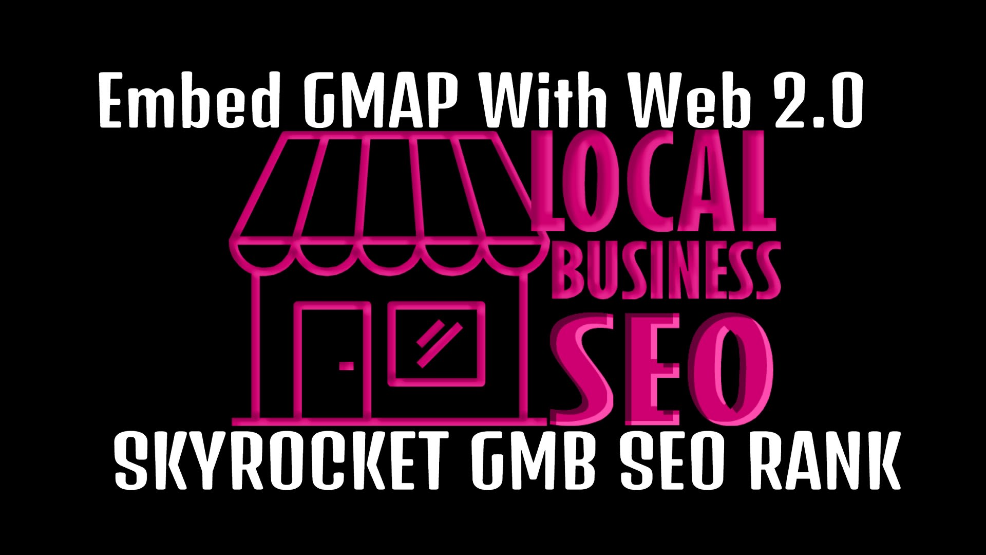 I will embed and 500 backlinks,  skyrocket gmb in google rankings