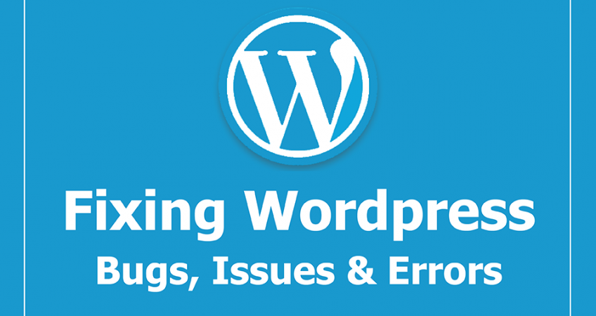 Solving your WordPress site issues