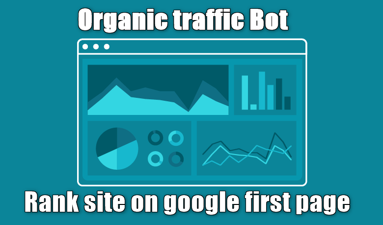 Website Organic Traffic Bot Software Keyword Rank on Google