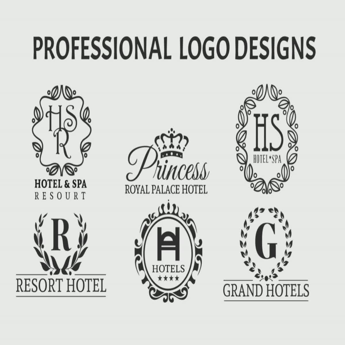 I will create a UNIQUE vintage logo design that's ENGAGING