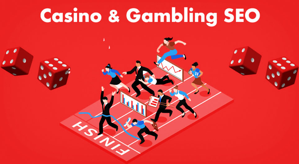 Rank Your Poker,  Casino And Gambling Site Higher On Search Engines SEO