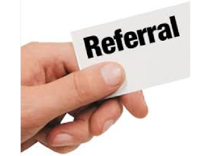 ADD 55 referrals,  registration or sign ups from US,  UK,  or Any country for you