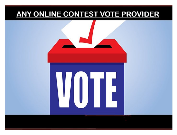 unlimited votes support for your any online voting contest