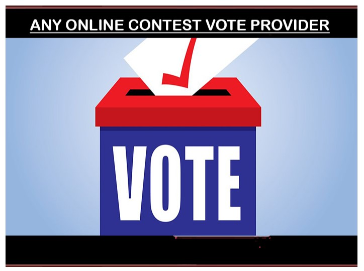 GIVE YOU 100 mail submit votes OR SIGN UP VOTES FOR YOUR VOTING CONTEST