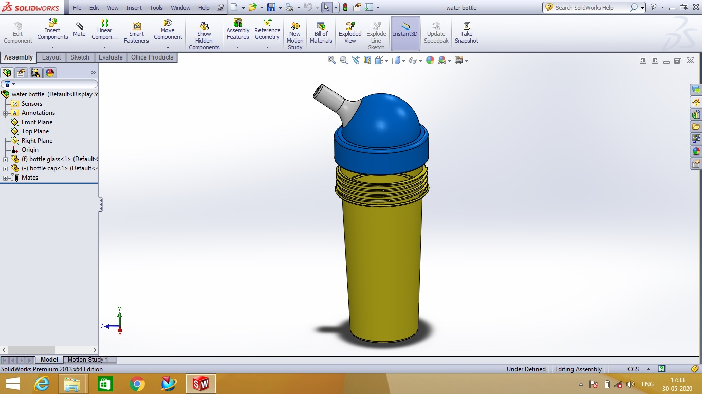 I will design CAD models,  part models in any format.