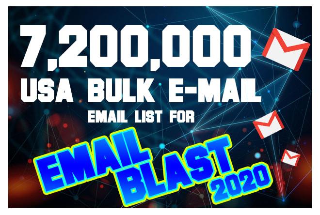 i will give 7.2 million USA B2B DATABASE 2020