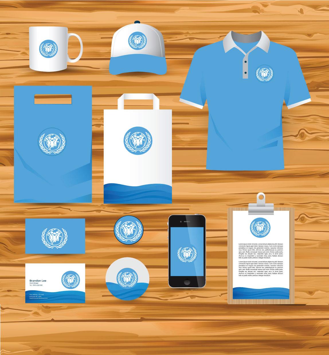I will design versatile minimalist 3d business logo