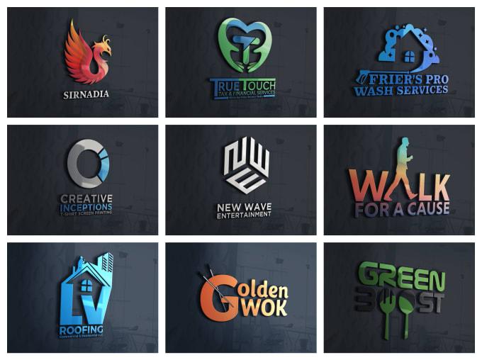 I will make an expert business logo plan