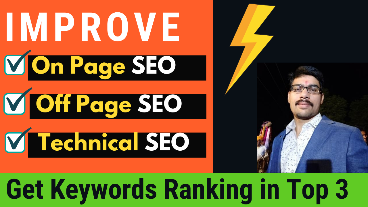 Wordpress Website SEO - I Will Do One time On Page SEO For Wordpress Website