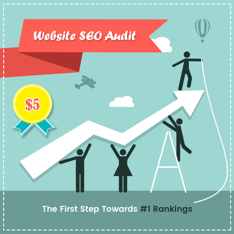 Best SEO Audit For Website - Will help to rank in top 3