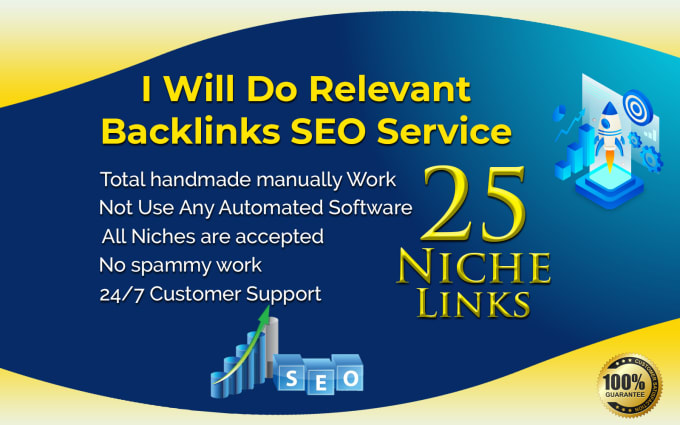 i will create 25 niche relevant blog comments