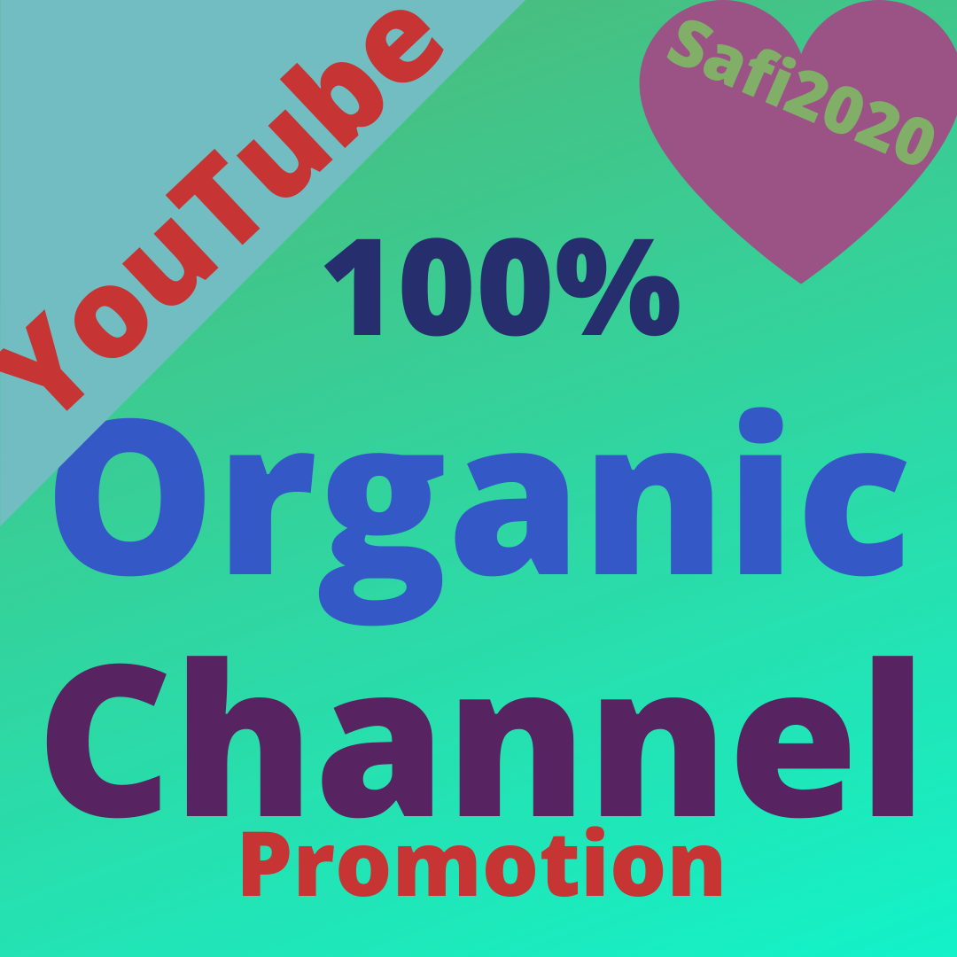Best You Tube Video Marketing & Social Promotion Real Work