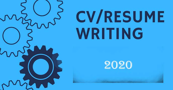 CV and Resumes making for your dream Job- Make a CV and Resume with newly update in 2020