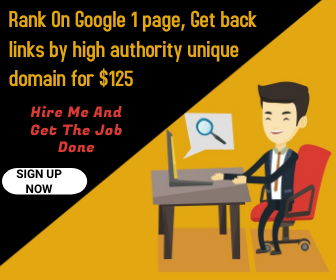 Rank Number 1 On Google and get your site in the front of millions