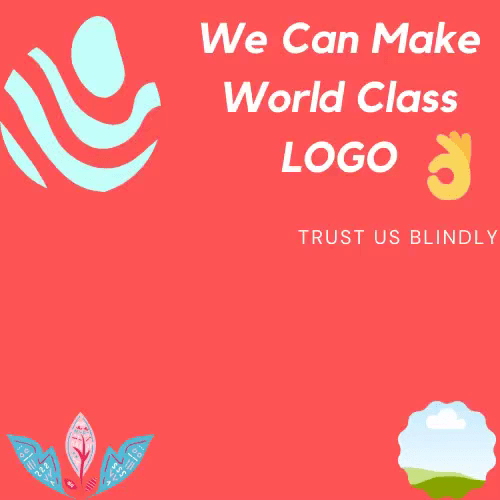 We Create World's best attractive logo