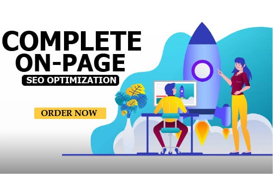 complete on page seo optimization for your wordpress website