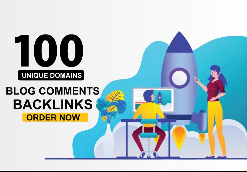 create 100 unique domains do follow quality links