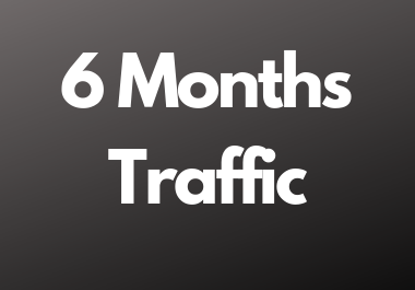 Unlimited Traffic for 6 Month for traffic resellers from USA trackable from Google Analytics