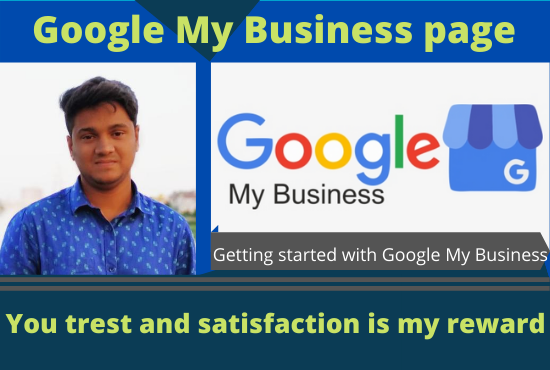 I will create optimize google my business page and local citations