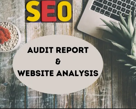I will provide SEO analysis report with a competitor website