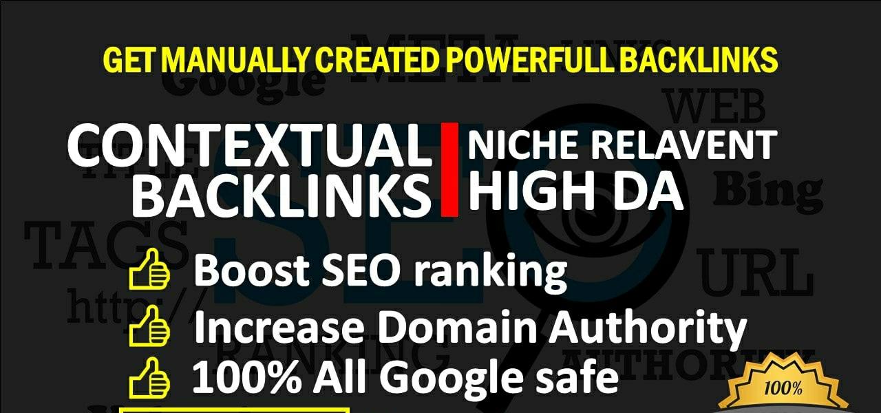 Skyrocket Rank Your Website On Google With 25 DA High Domain Backlink