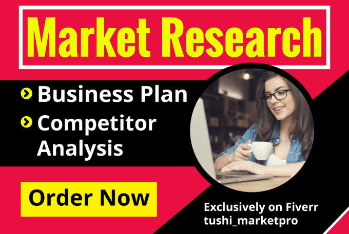 perform detailed market research on any industry
