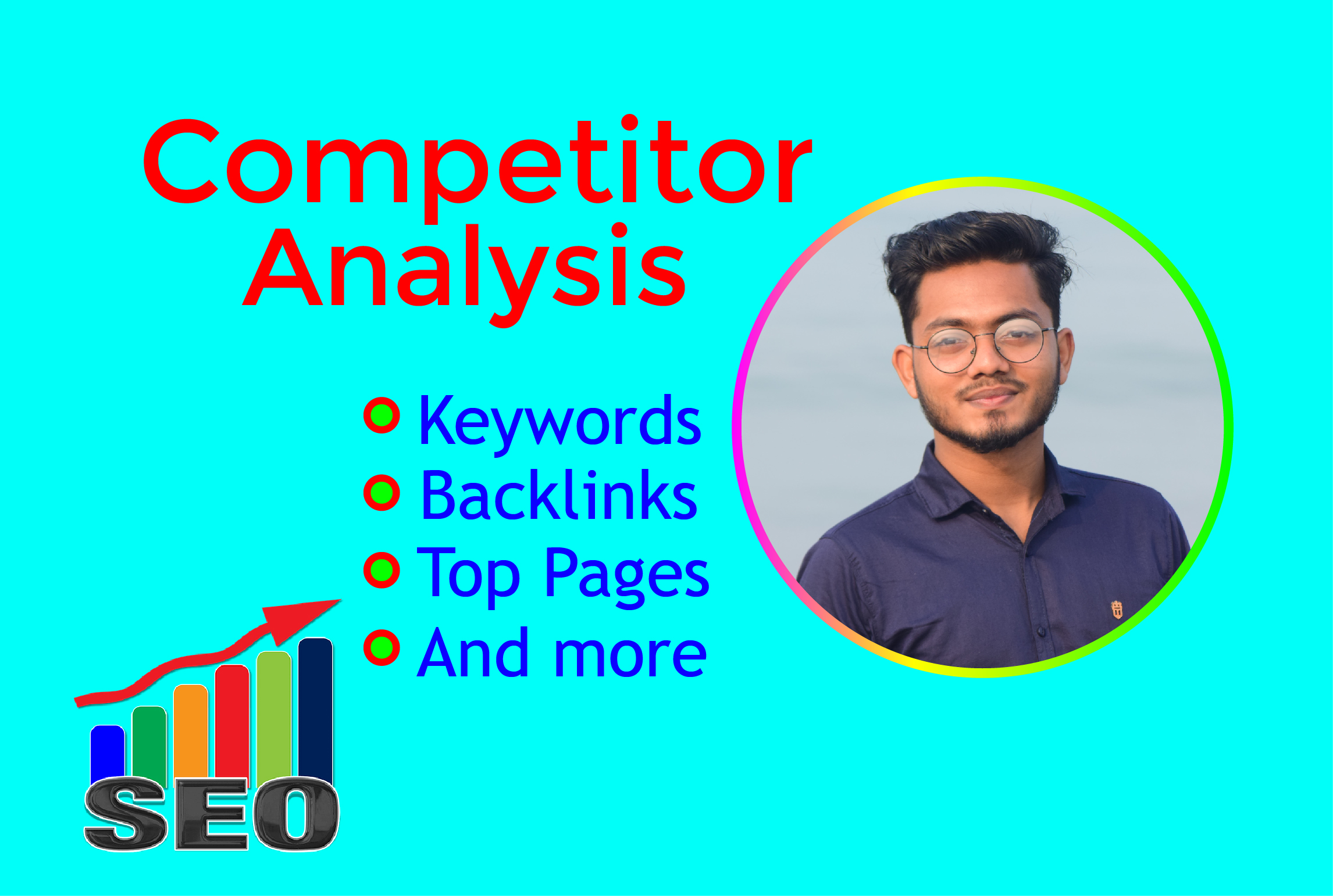 I will provide your competitors complete analysis report
