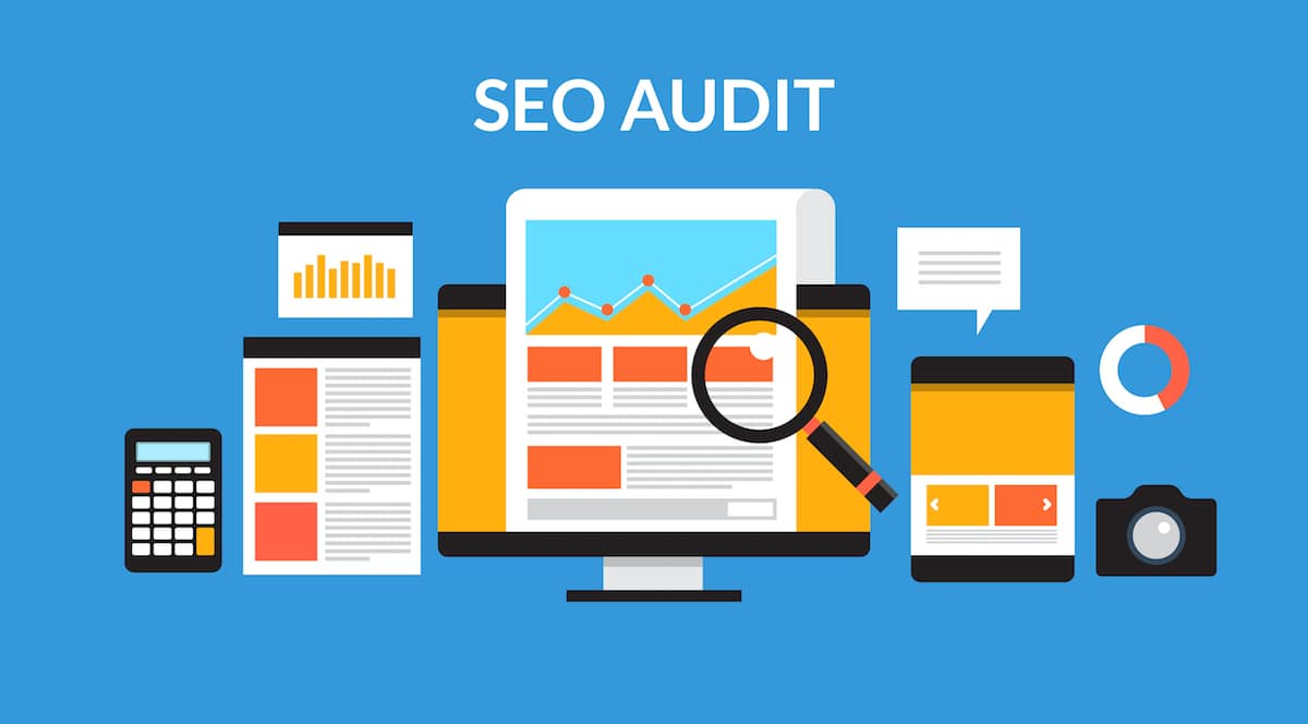 I will Provide Website Audit Report