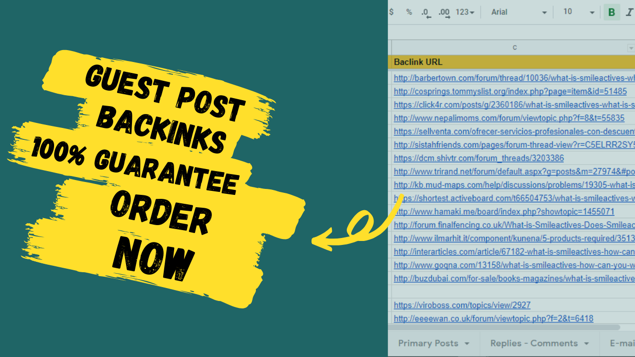 30 SEO Guest Post Backlinks DA 50 to DA 70+ Permanent Links