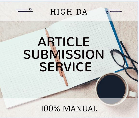 top 15 article submission manually fast index