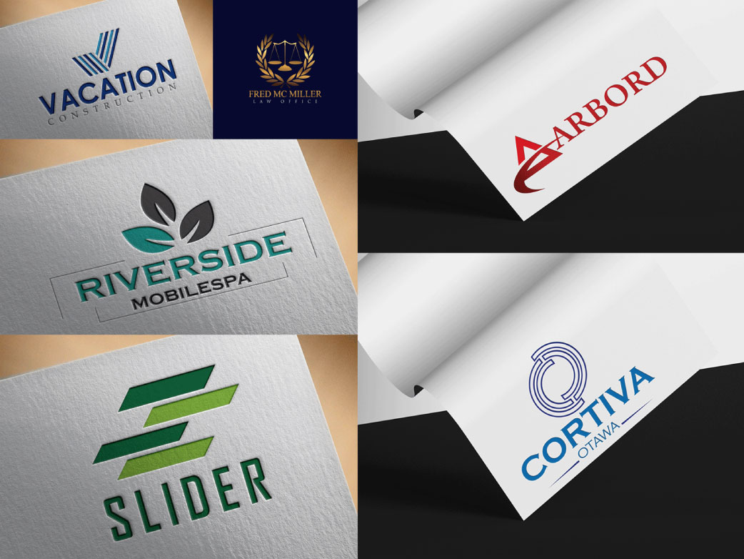 I will do a professional logo for your business