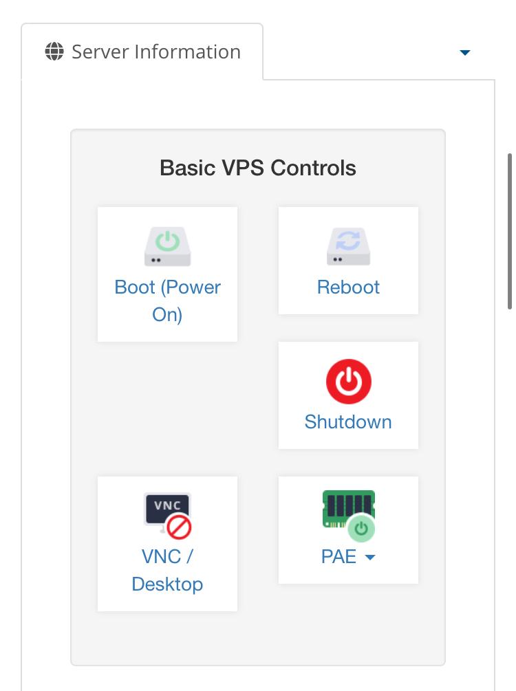 Vps servers usa 5tb bandwith 2cores