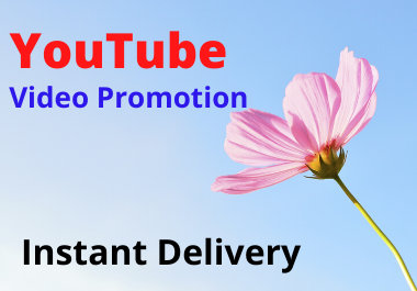 Real and Active YouTube Promotion and Social Marketing