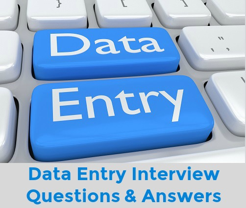 I will do any type of data entry or typing work