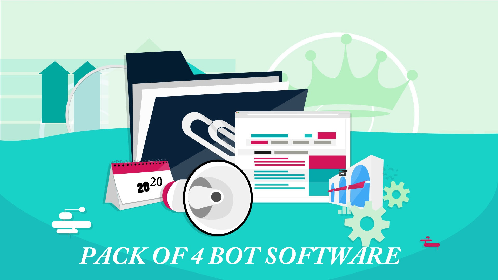 Pack of 4 best software YouTube promotion for ranking in google