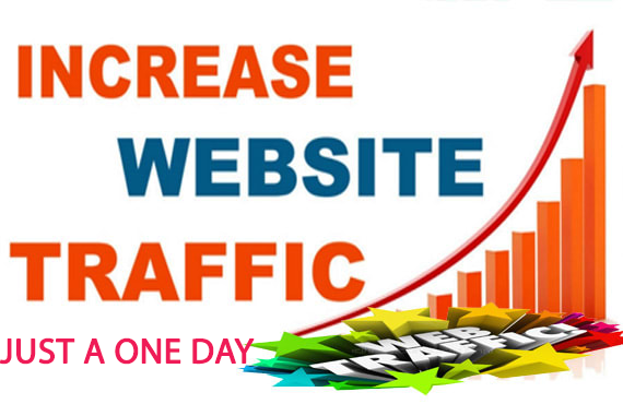 I will promote your website with web traffic SEO