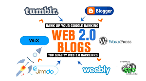 I will do 100 dofollow web 2.0 contextual blog post SEO backlinks