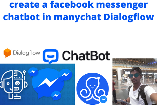 I will create messenger chat bot for your business