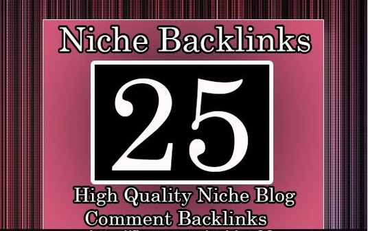 I will do 25 niche relevant blog comments
