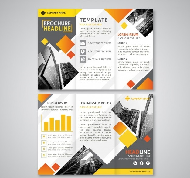 I will professional flyer design and brochure besign