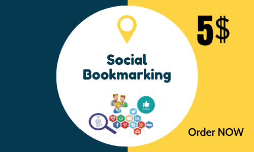 I Will Provide you High Quality 200 Social Bookmarking