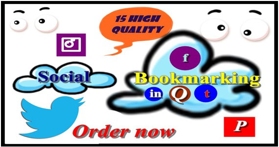 Promote your website by 15 social bookmarking