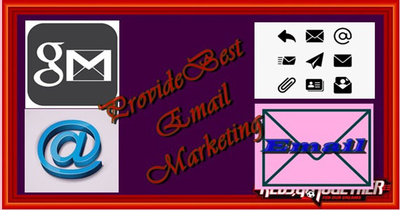 I will provide you 500 targeted email list for Email Marketing