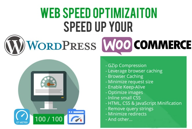 I will speed up or optimize your website speed