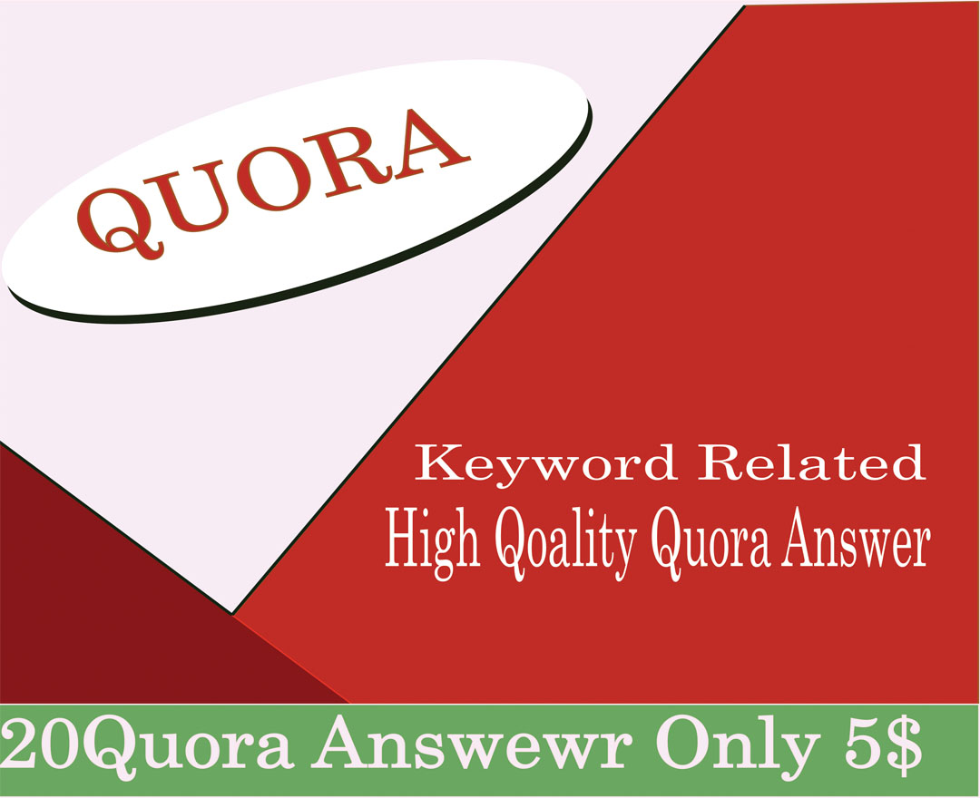Promoted Your Website with quora answer Related Top Best Seo Bcaklink Mnually